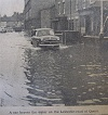 Heavy flooding in the Loughborough District - 1960
