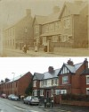 Quorn Terrace, Leicester Road – then and now