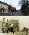 Leicester Road, Early 1900s and 2011
