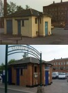 The Old Lock-up - then and now