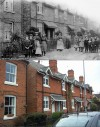 Wood Lane - then and now