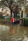 Floods in the Early 1980s