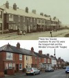 Barrow Road, Hillyard Cottages - then and now
