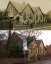 Methodist Church, High Street – then and now
