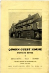 Quorn Guest House