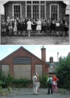 The Old School, Quorn - then and now
