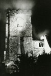 Quorn Church Fire, 24th October 1965