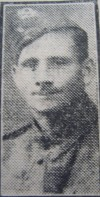 Quorn Soldiers die in India - 1944
