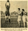 Football – Quorn match win! 1952