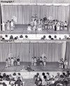 Retirement concert for Jack Briers,  Head of Quorn Primary School, 1971