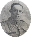 Private E A Benskin 1916