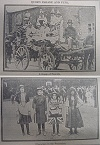 Quorn Fancy Dress parade and dance 1919