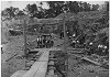 Swithland Reservoir construction 1894-96