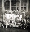 Quorn Primary School class of top infants