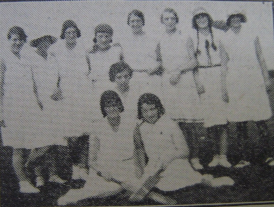 Quorn Ladies Cricket Club - 1930
