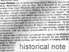 Whites Directory 1863 – Quorndon entries