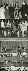 Retirement of Jack Briers in 1971 - Head of St Bartholomew's Primary School