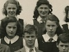 Quorn Rawlins Grammar School panoramic photograph, 1946