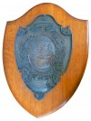 Quorn Rawlins Grammar School WW1 Memorial Shield