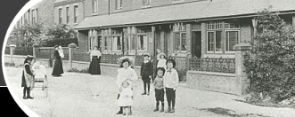 Quorn historical image